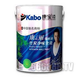 点击查看康之丽竹碳净味全效墙面漆详细说明