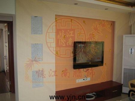 点击查看内墙装饰新品艺术涂料忆江南砂岩漆环保墙艺详细说明