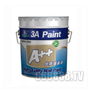 3A环保环保A++优质墙面漆