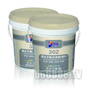 点击查看创益302高分子防水涂料(991)详细说明