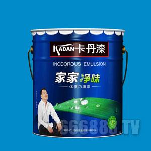 家家净味优质墙面漆