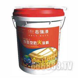 PC60-1饰面型防火涂料产品包装图片