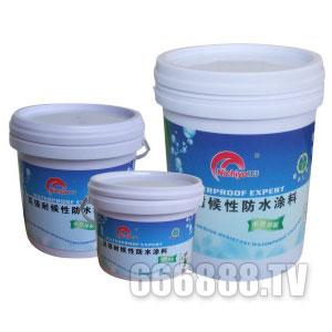 日阳柔韧性防水涂料(JS-Ⅱ)(细腻型)