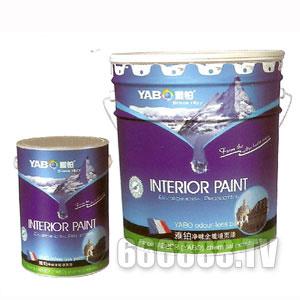 雅铂Ybn30000防虫防霉高级墙面漆