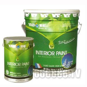 雅铂Ybn5400三合一超易洗墙面漆