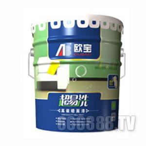 欧宝超易洗高级墙面漆产品包装图片