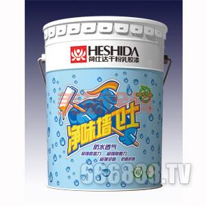 点击查看净味墙卫士内墙干粉乳胶漆(加大桶)详细说明