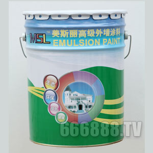 反射隔热涂料产品包装图片