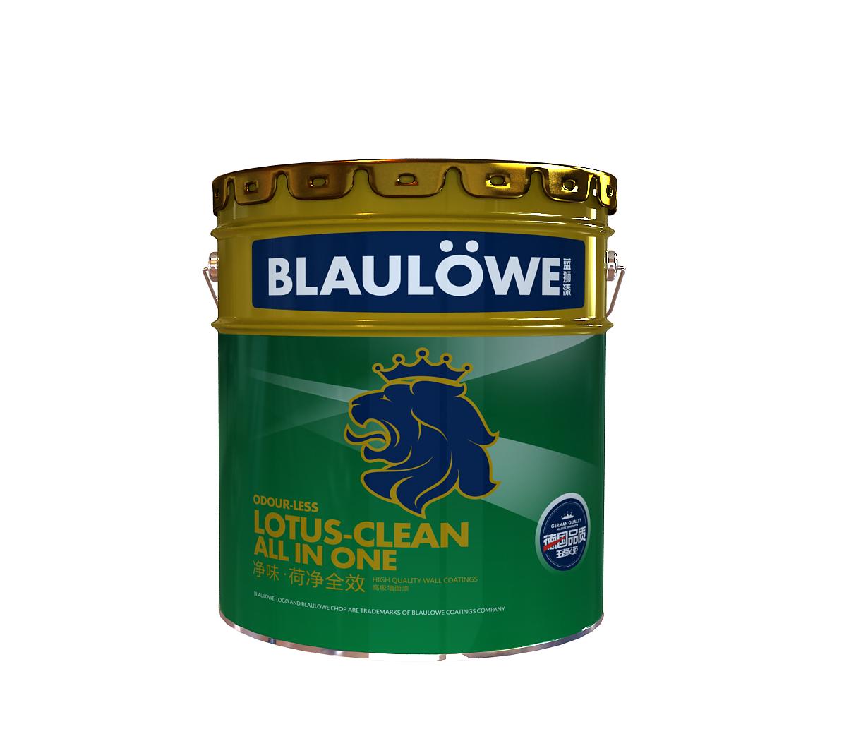 蓝狮净味 荷净全效