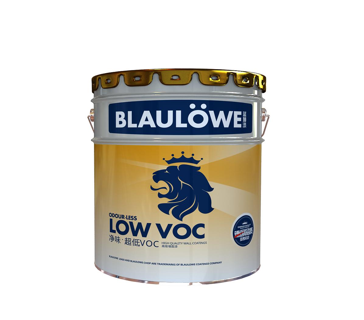 蓝狮净味 超低VOC