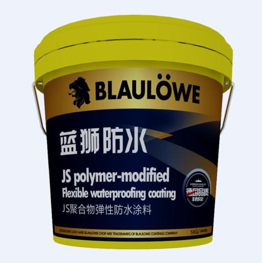 JS聚合物弹性防水涂料