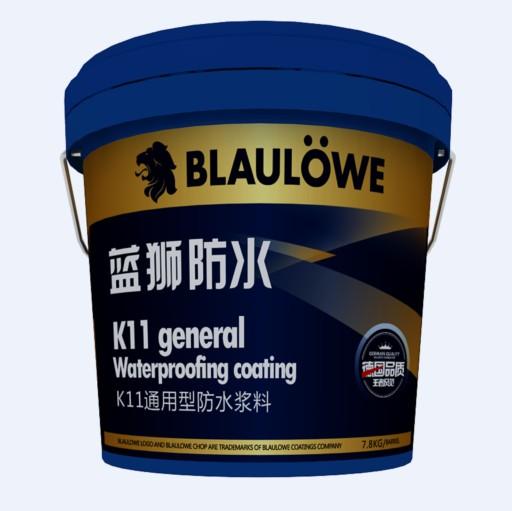 K11通用型防水浆料产品包装图片
