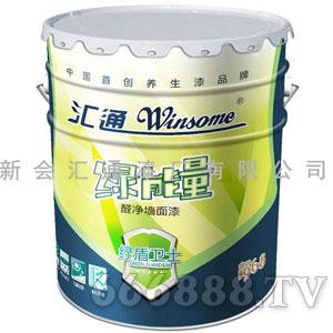 点击查看绿能量醛净墙面漆详细说明
