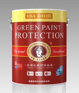 美国大卫漆环保防潮底漆