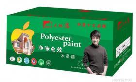中华大地金装强效环保木器漆 油漆涂料新亮点