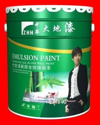 油漆涂料厂家直销 建筑涂料品牌代理