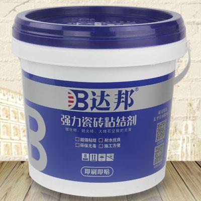 瓷砖粘结剂(即刷即贴型)
