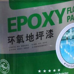 耐磨防滑环氧树脂地坪漆