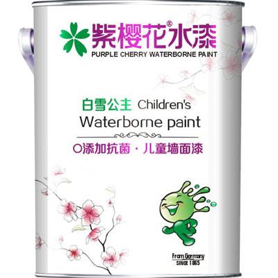 白雪公主 O添加抗菌・儿童墙面漆