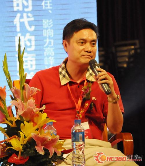 汇龙涂料实业有限公司总经理:陈辉庭