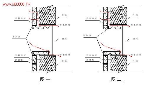 大楼电路施工图纸