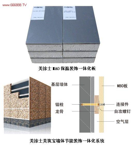 美涂士开创建筑外墙保温材料新时代