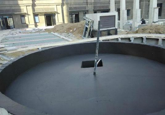 蓄水池防水材料有哪些?