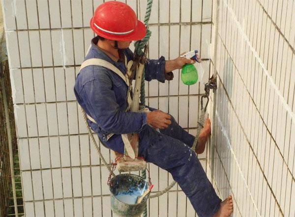 聚王牌解析外墙防渗剂的应用