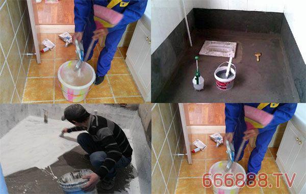 厨房免砸砖防水哪家好?厨房免砸砖防水多少钱