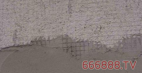 水泥砂浆抹灰层开裂