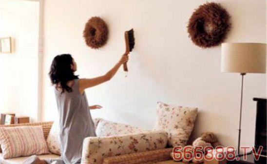 硅藻泥墙面如何清洁