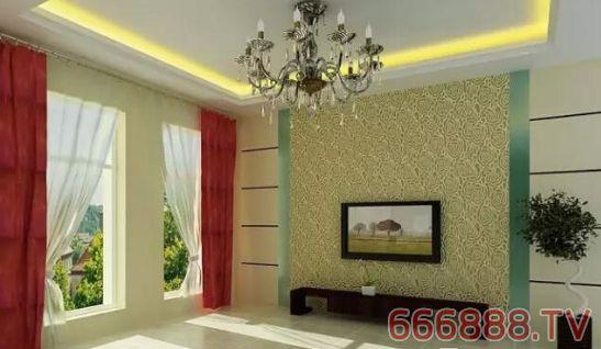 硅藻泥室内装修完成不同风格的主题装修