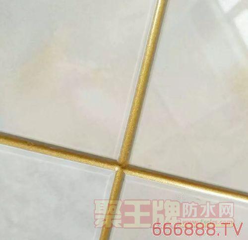 一种神奇的瓷砖铺贴辅料:美缝剂