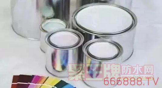 涂料助剂又可以分为油性涂料助剂和水性涂料助剂