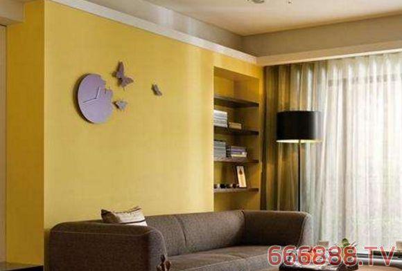 浅析室内装修内墙涂料都有些什么种类