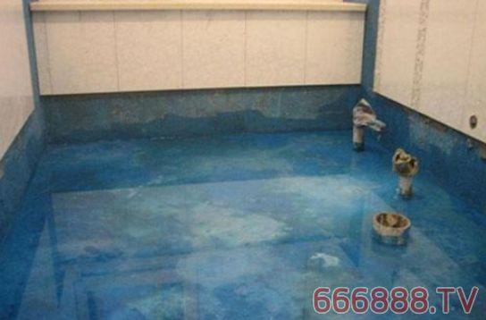 家居防水验收的程序