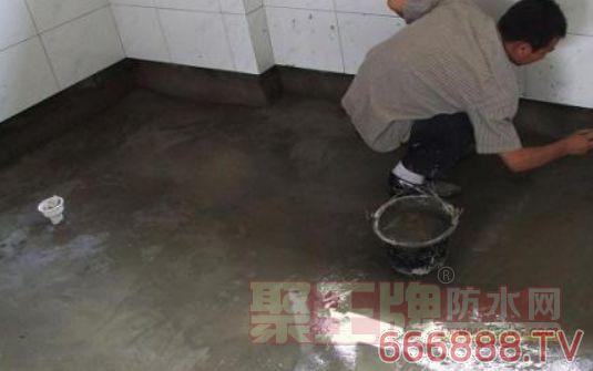 防水施工细节要注意,别等漏水再埋怨