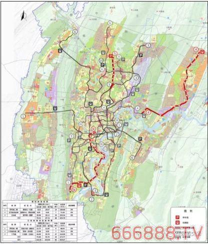 防水主要应用市场城市轨道交通领域,发改委一个月批复了10889亿的项目