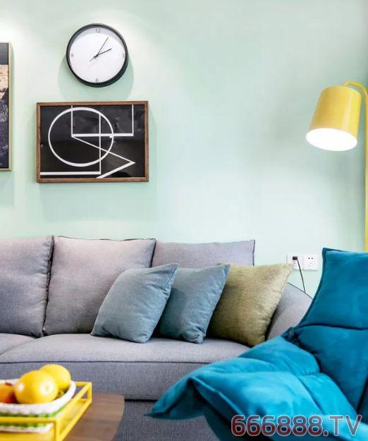 地面与墙面色彩搭配技巧