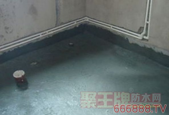 防水涂料掺水搅拌?涂料施工技术