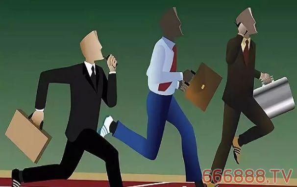 【漫画职场】职场成功人士和其他人的区别!看这6张图