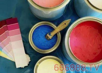 家装有凌乱感?那是墙面漆颜色没选好!