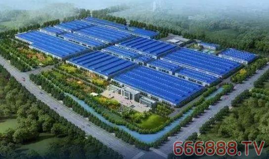 """濮阳涂料产业园:千亿""""航母""""正起航"""