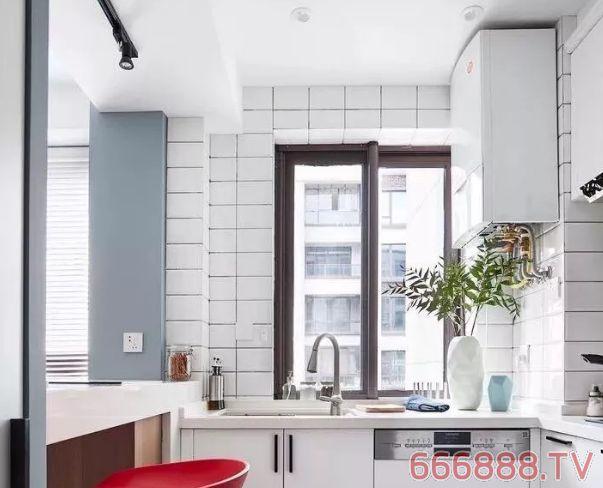 家里装修,厨房瓷砖怎么贴?