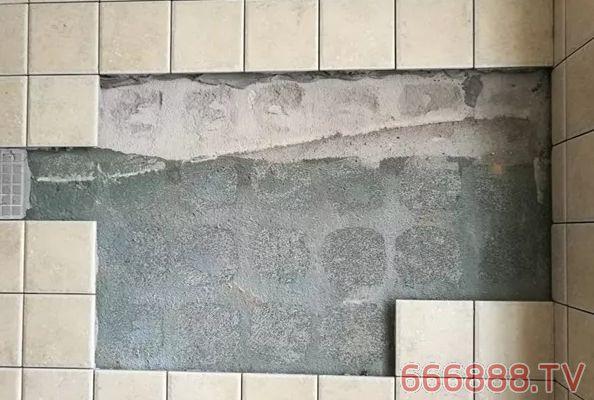 瓷砖空鼓一定会脱落吗?瓷砖空鼓如何修复?
