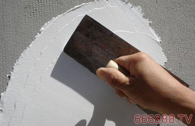 墙面装修时,为什么会有腻子起泡现象?