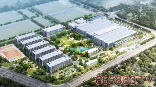 立邦参与建设湖南省最大电子类厂房长沙智能产业园
