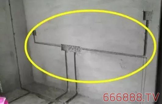 家庭装修:装修电工开线槽应该避开这么雷区