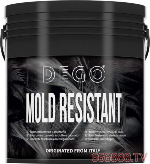 意大利品牌DEGO洁纯水漆直击家居装修难题,引领大健康时代
