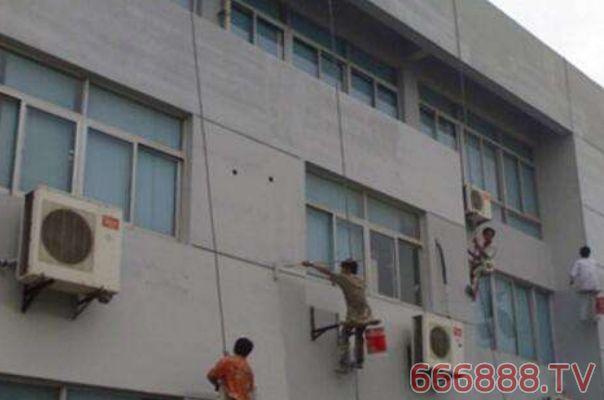 外墙瓷砖补漏